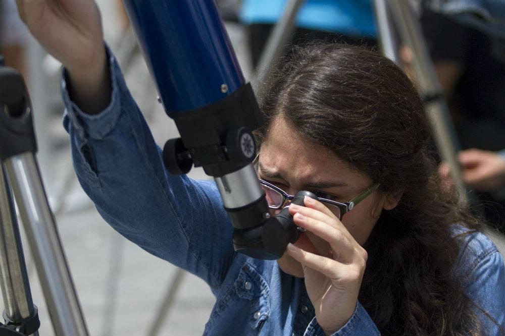 En Monterrey alcanzó más parcialidad el fenómeno Foto: Cuartoscuro