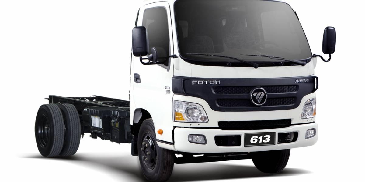 Andes Motor anuncia nuevo gerente general para camiones Foton