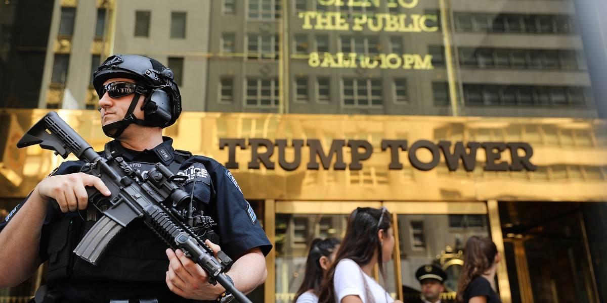 Cara protección a los Trump deja sin salario a mil agentes del Servicio Secreto