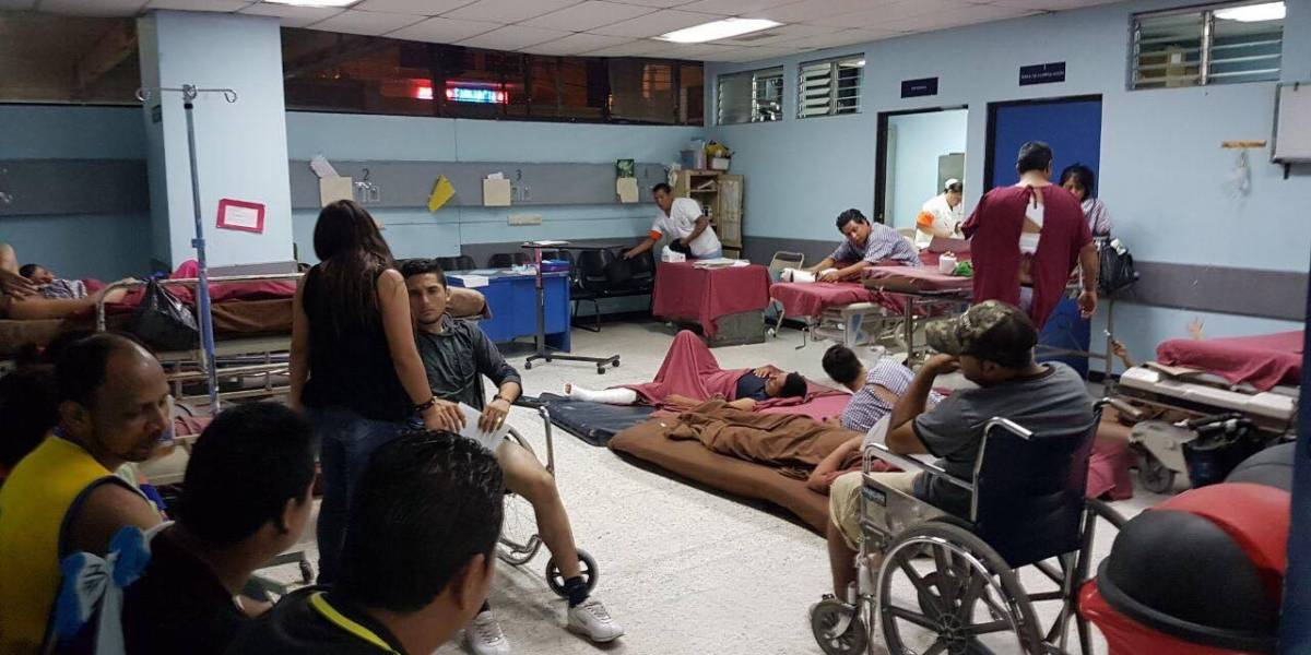 Activan alerta roja en Hospital General San Juan de Dios tras saturación de pacientes