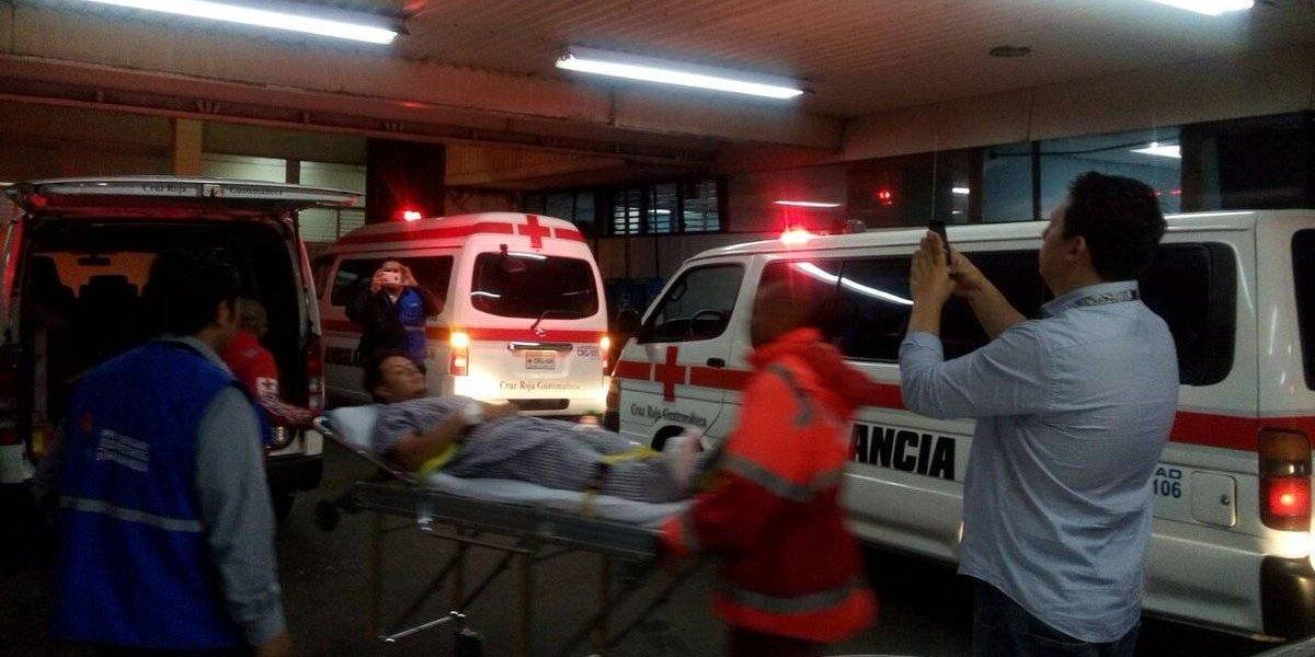 Hospital General baja a alerta naranja luego de traslado de pacientes a otros centros