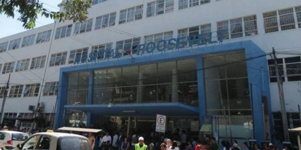 Se reanuda la atención en consultas externas del hospital Roosevelt