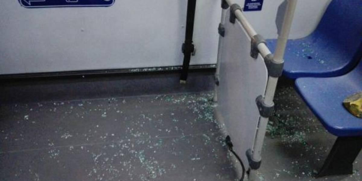 Esta es la cantidad de usuarios que se ven afectados cuando un bus de TransMilenio es vandalizado