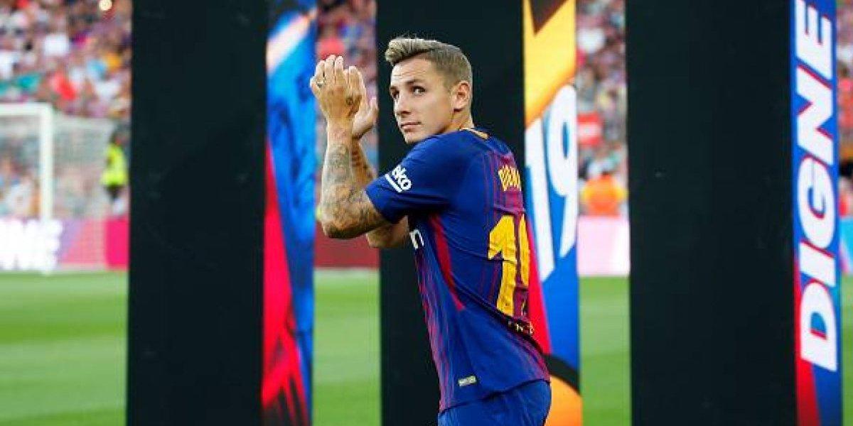 Jugador del Barça auxilió a heridos por atentado