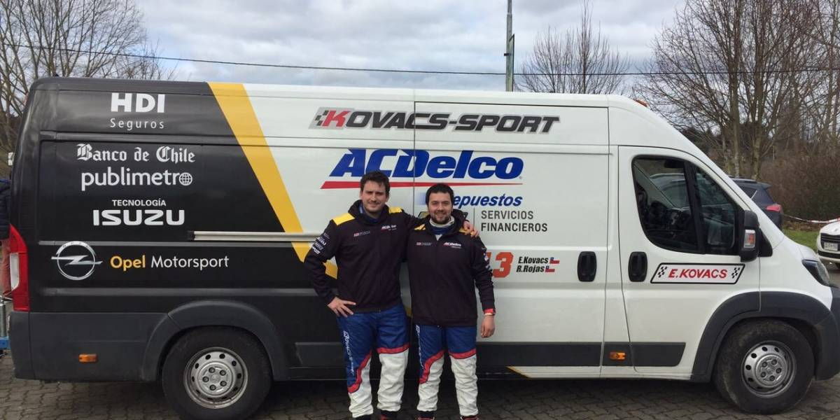 El team Kovacs Sport AC Delco suma una nueva tripulación