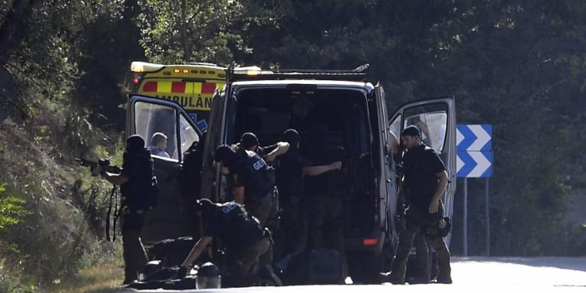 Presunto autor de los atentados en Barcelona, abatido por la Policía