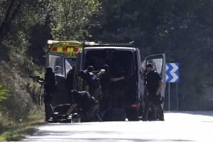 Abaten a presunto autor de atentados en Barcelona