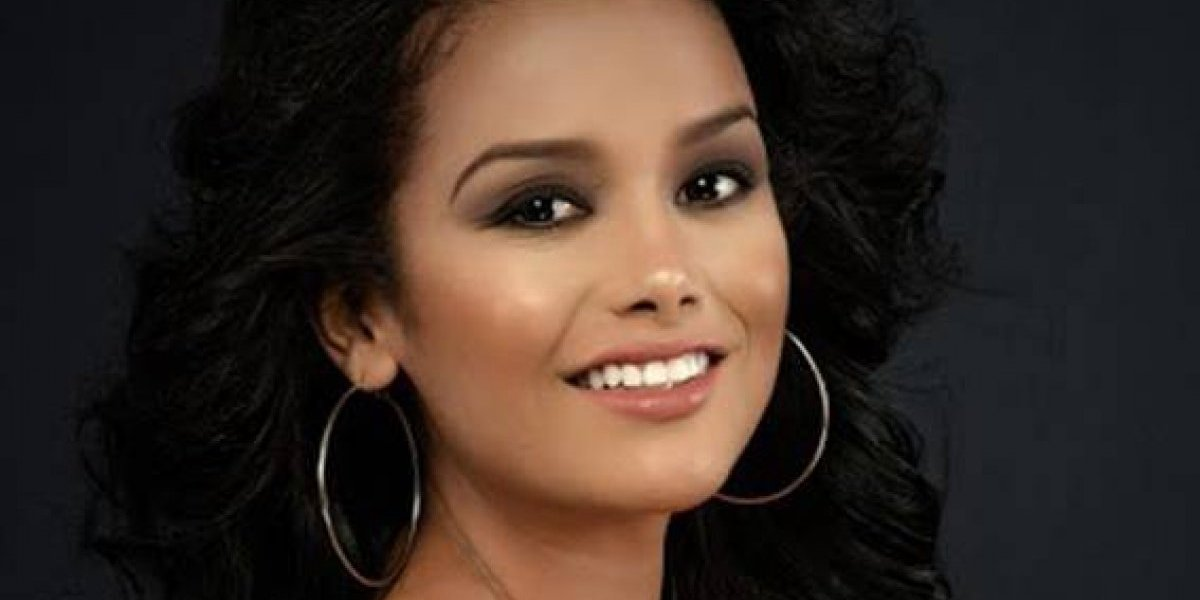 Así luce la Miss Guatemala 2017, Isel Suñiga, sin maquillaje