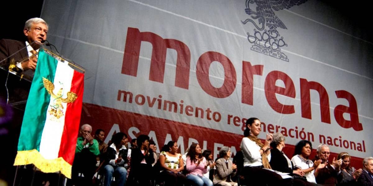 El norte gira su simpatía hacia Morena