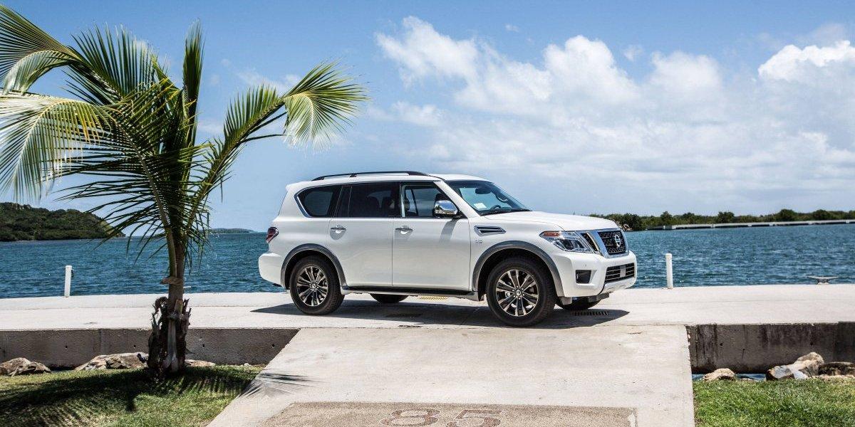 Reconocen a la Nissan Armada como la mejor SUV de 2017