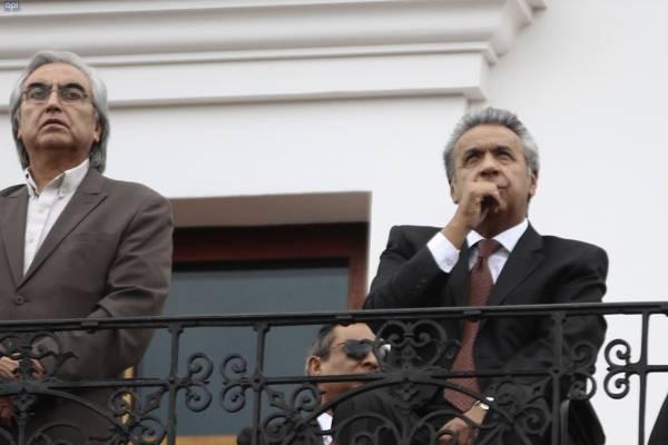 Lenín Moreno: Estamos cumpliendo nuestras ofertas de campaña