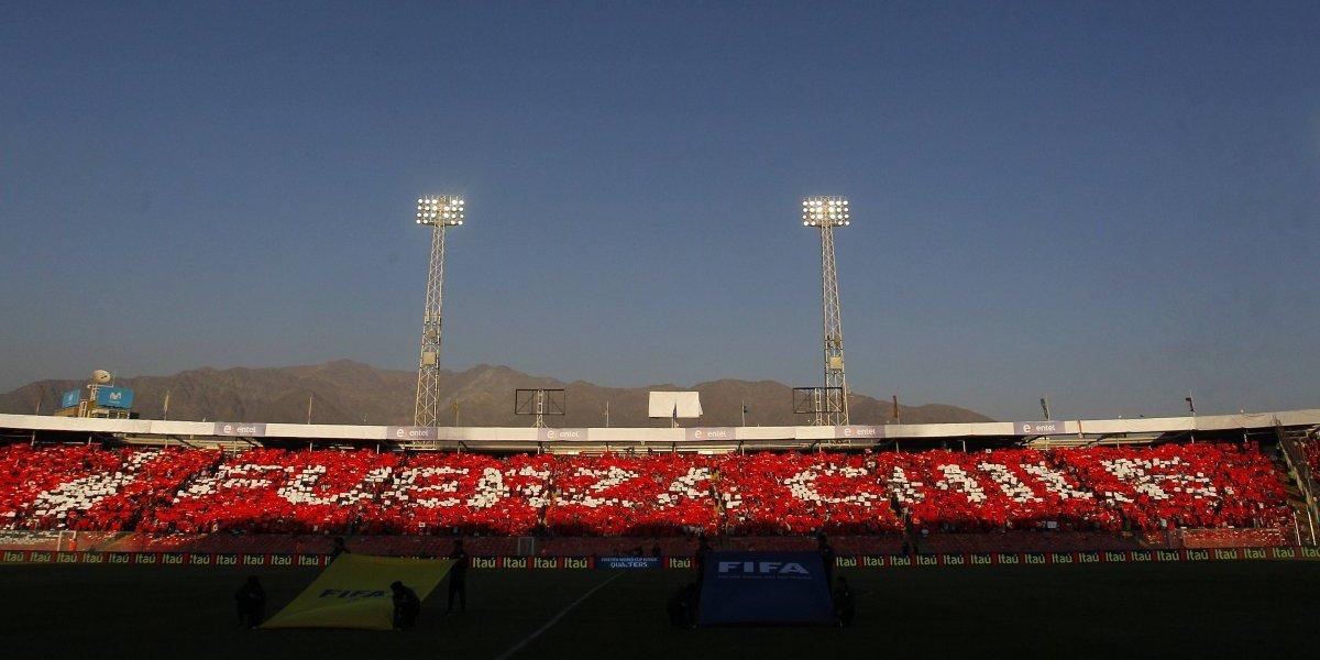 La Roja seguirá jugando en el Monumental por el resto de las Clasificatorias