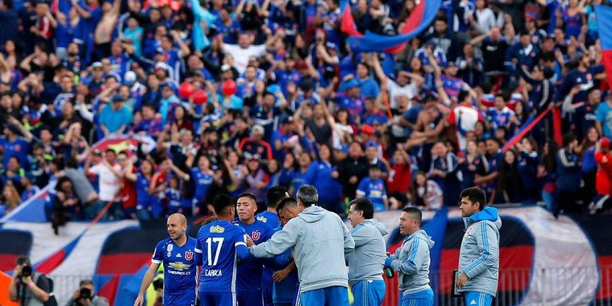La U consiguió récord de público en el torneo de Transición 2017