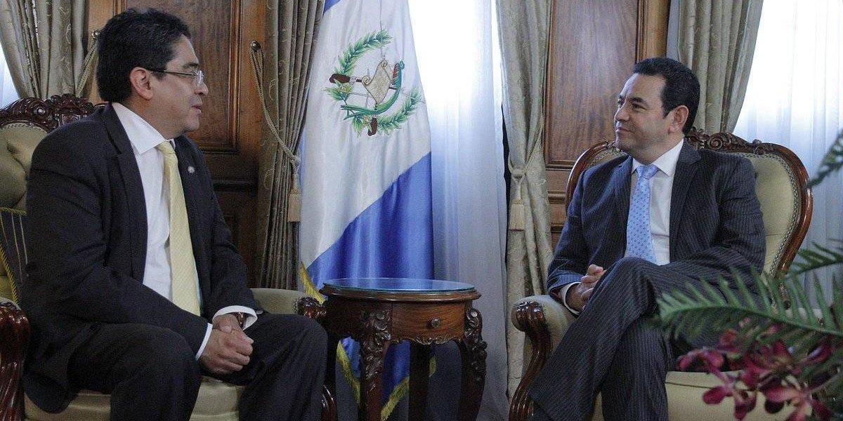 """Nuevo PDH dice que ve un """"distanciamiento"""" entre instituciones del Estado"""