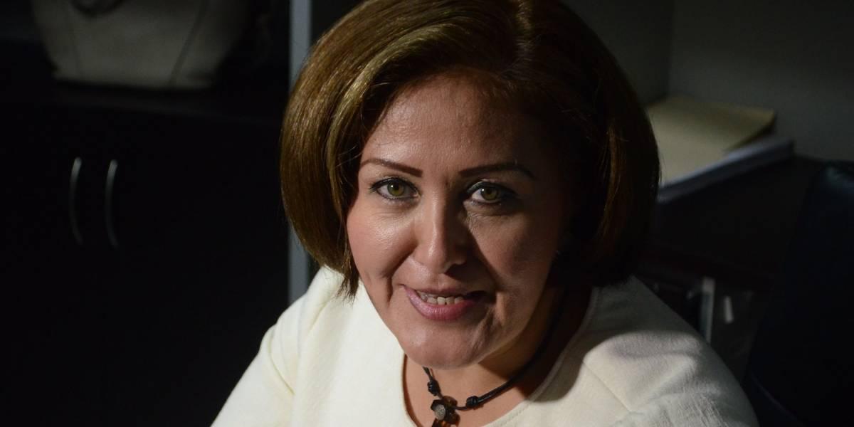 Denuncia Eva Cadena de amenazas de muerte en su contra