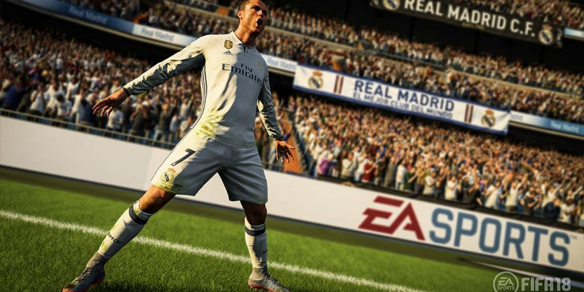 FIFA 18 y su nuevo trailer