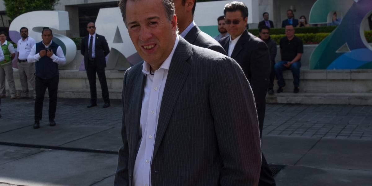 Mercados reaccionan positivamente a primera ronda de negociación del TLCAN: Meade