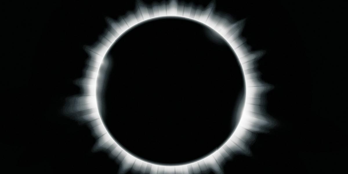 Todos se preparan para ver el eclipse