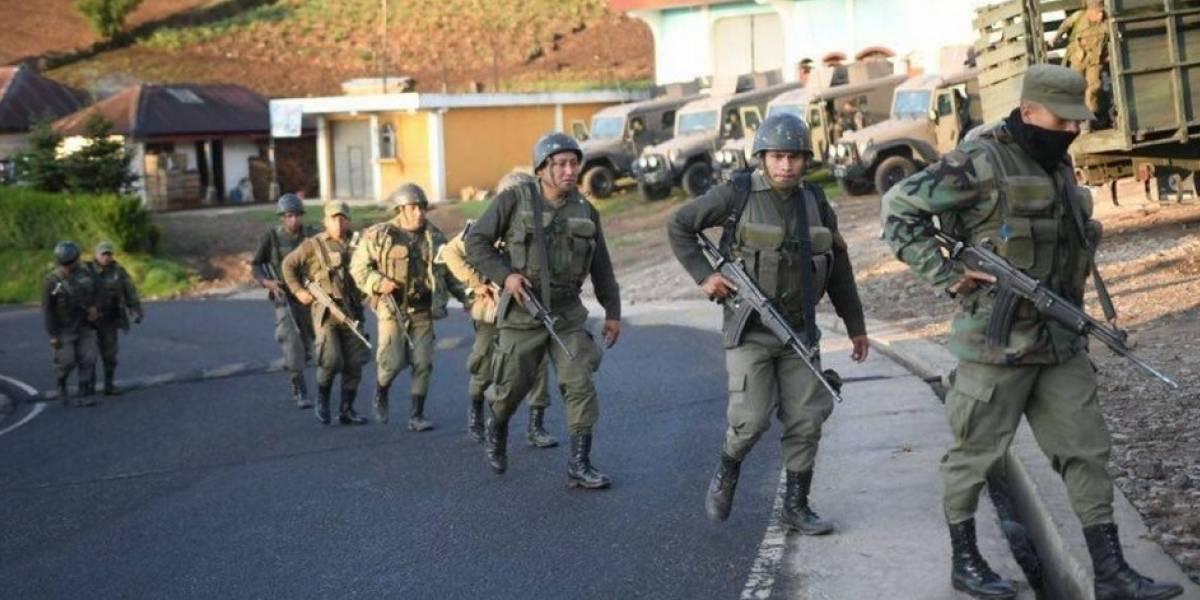Proponen que soldados puedan realizar capturas