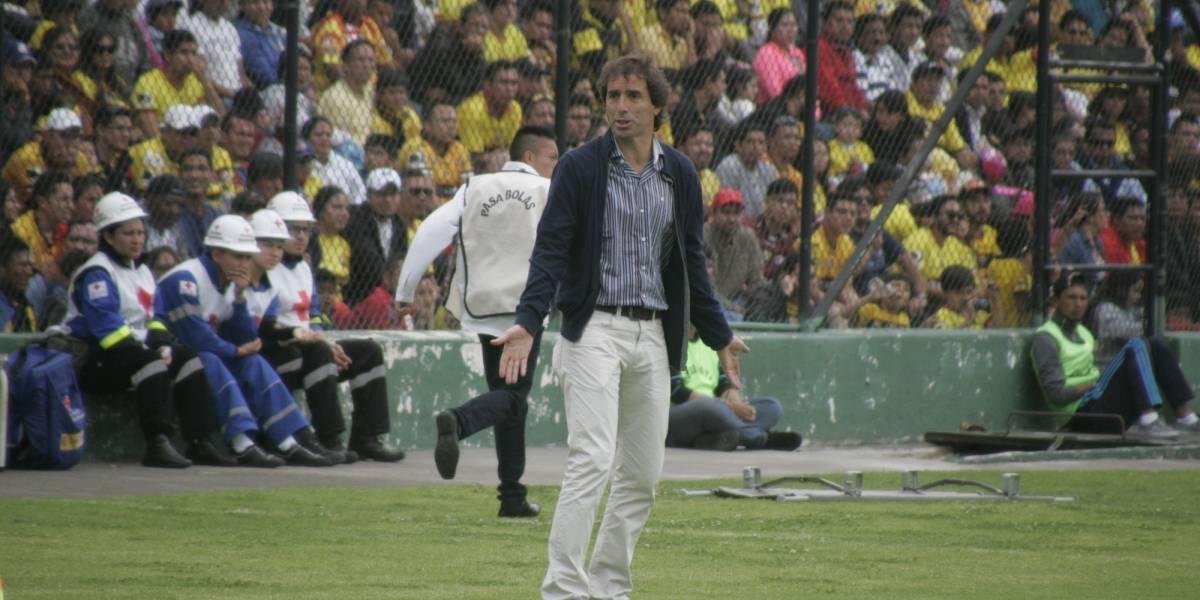 Guillermo Almada explicó por qué no ganó Barcelona SC al Guayaquil City