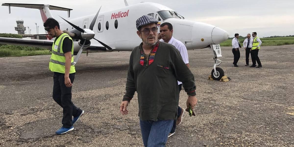 Farc entregan 5 mil millones de pesos para reparar a víctimas de conflicto