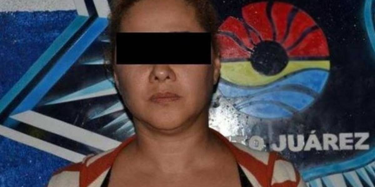 Vinculan a proceso a 'Doña Lety', presunta líder de un cártel en Cancún
