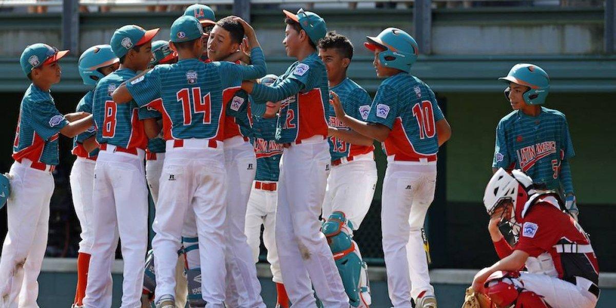 Equipo venezolano de Ligas Pequeñas recibe ayuda de profesionales de la MLB
