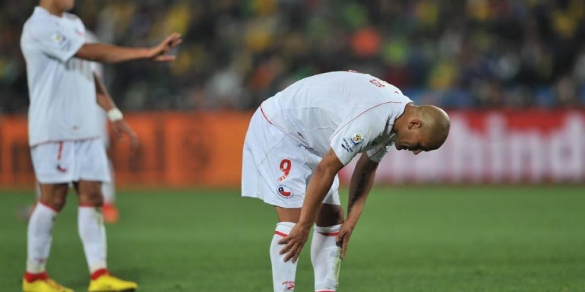 FIFA permitió que Suazo y Orellana consumieran sustancias prohibidas en Sudáfrica 2010