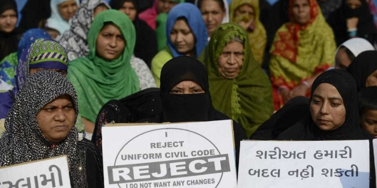 India tumba el talaq, el poder de los hombres musulmanes para divorciarse con decir solo una palabra tres veces