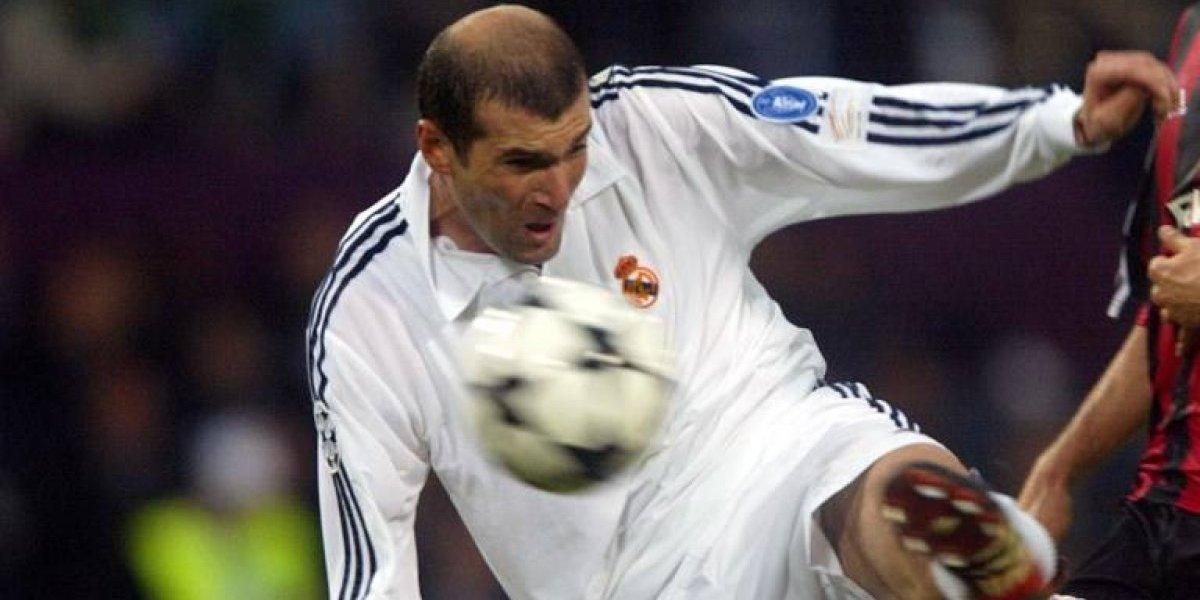 La magia inolvidable de Zidane y el mejor partido de su carrera
