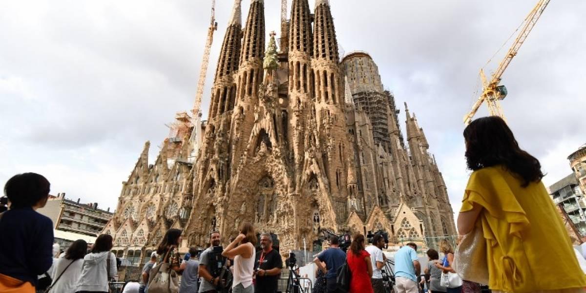 Terroristas planificaban atentado mayor en monumentos de Barcelona