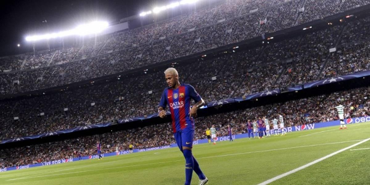 La guerra Barcelona-Neymar se acrecienta: los catalanes demandaron al brasileño