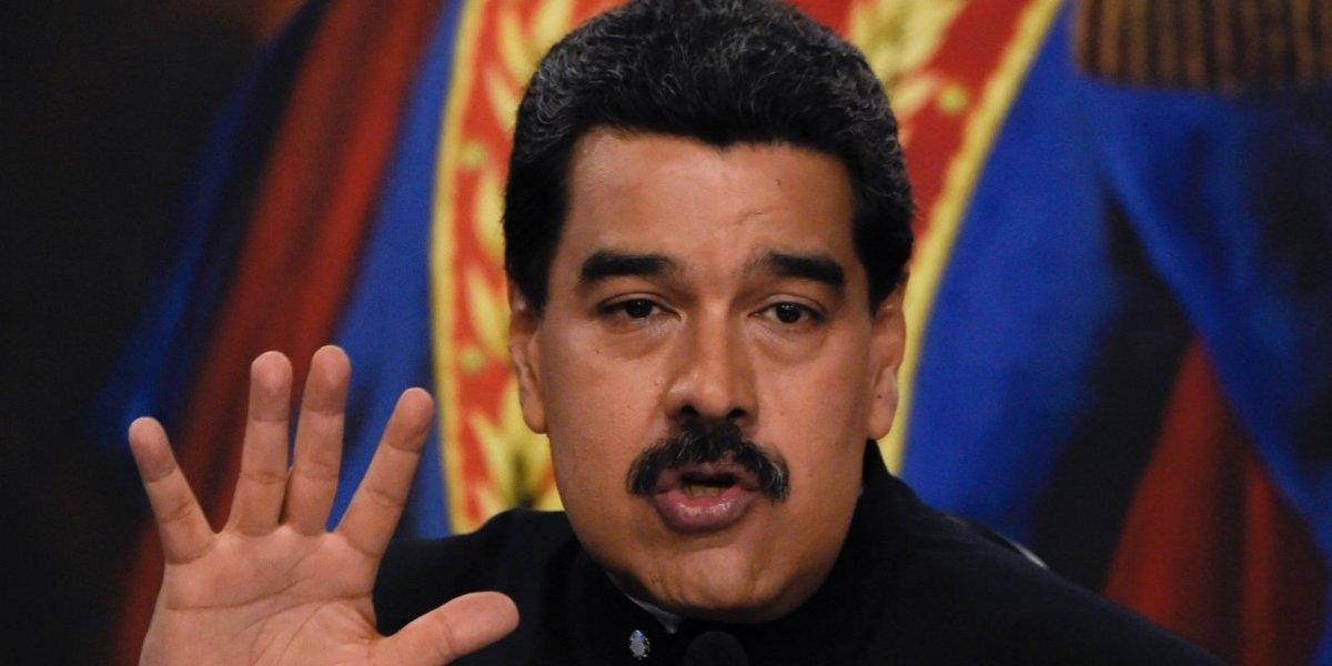 Recurrió al Papa: Maduro pide al Vaticano que no se concrete la intervención militar de EEUU