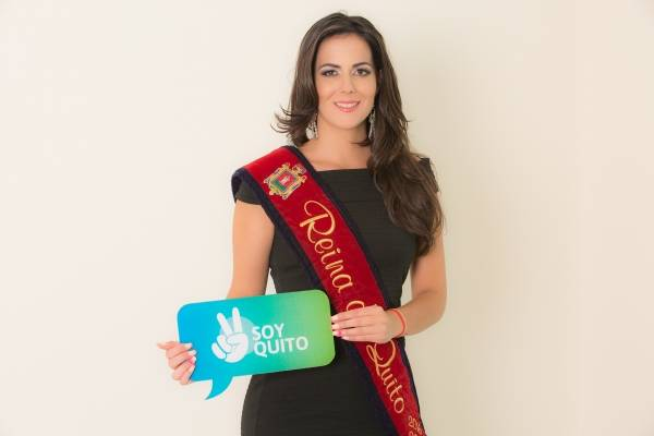 Sarah Garcés difunde campaña Soy Quito con taller Comedy en El Recreo