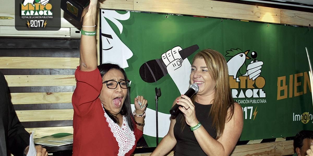 UM ganó la segunda edición del Metro Karaoke en Guayaquil