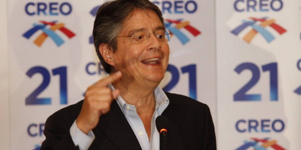 Guillermo Lasso: El oficialismo escondió la corrupción existente