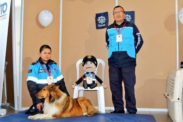 Policía Metropolitana convoca a aspirantes en Quito