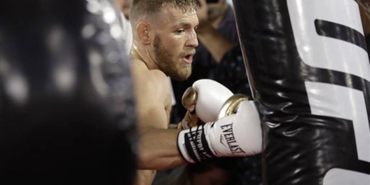 Las Vegas hará una fiesta con Mayweather-McGregor