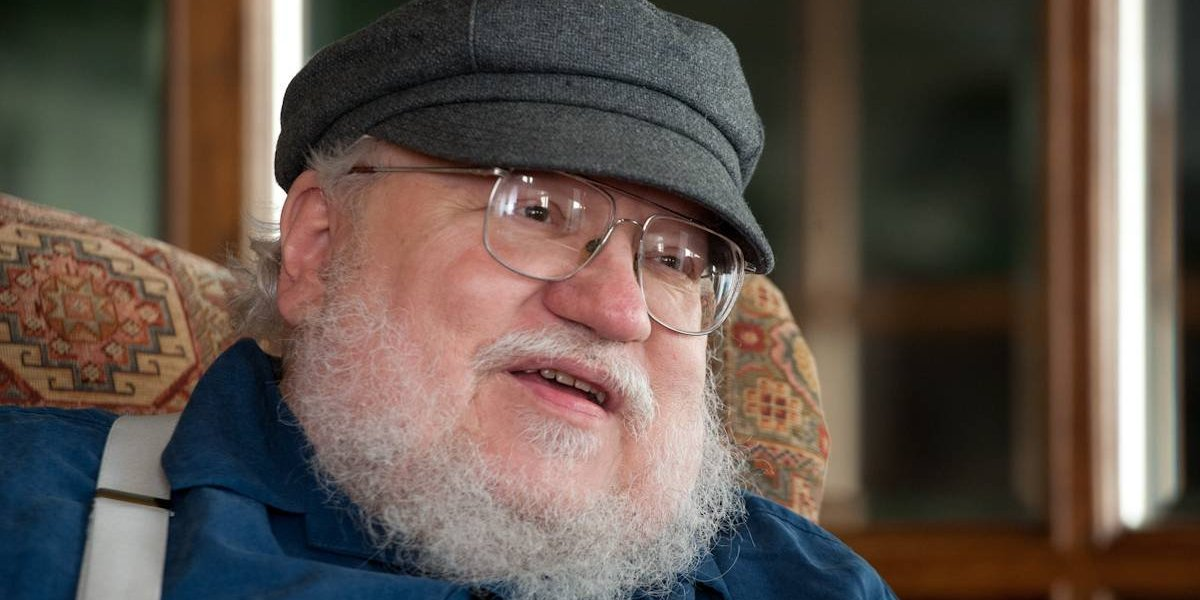 "George R. R. Martin: ""No veo 'Game of Thrones'"""