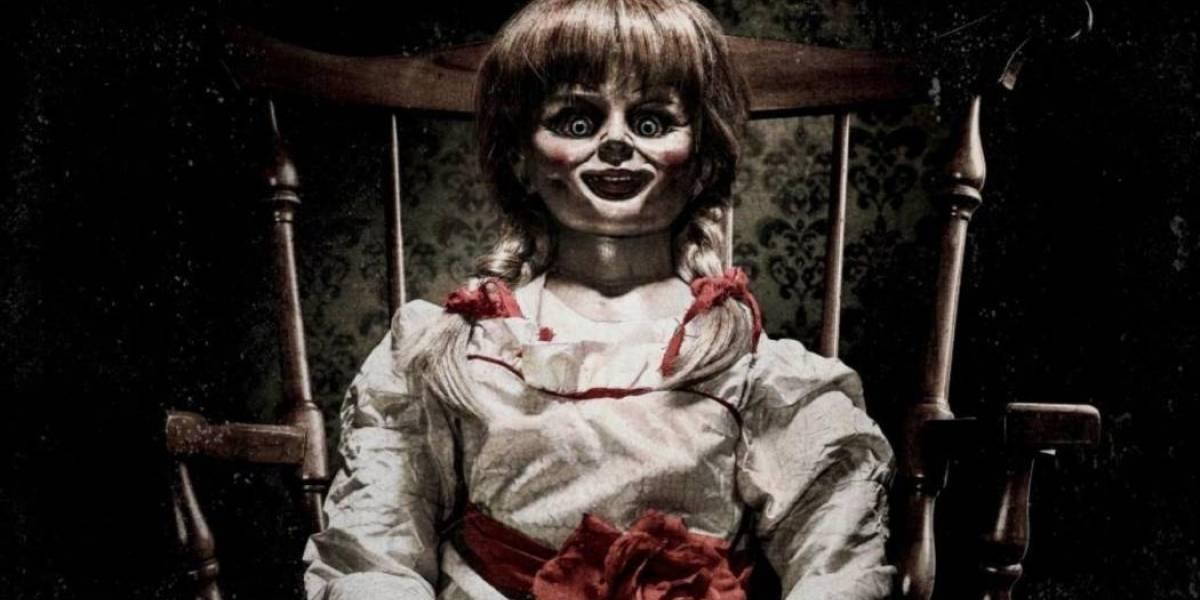 """Fueron a ver """"Annabelle"""" y terminaron aterrados de verdad: mujer fue """"poseída"""" y causó pánico en cine"""