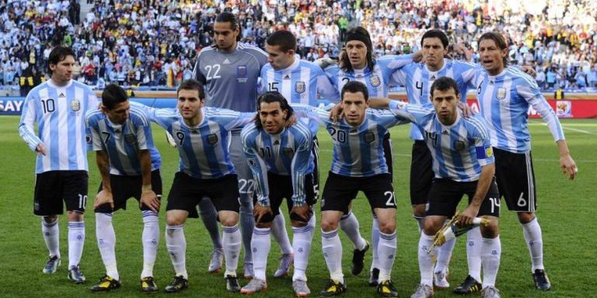 Revelan lista de jugadores que habrían consumido sustancias prohibidas durante el Mundial de 2010