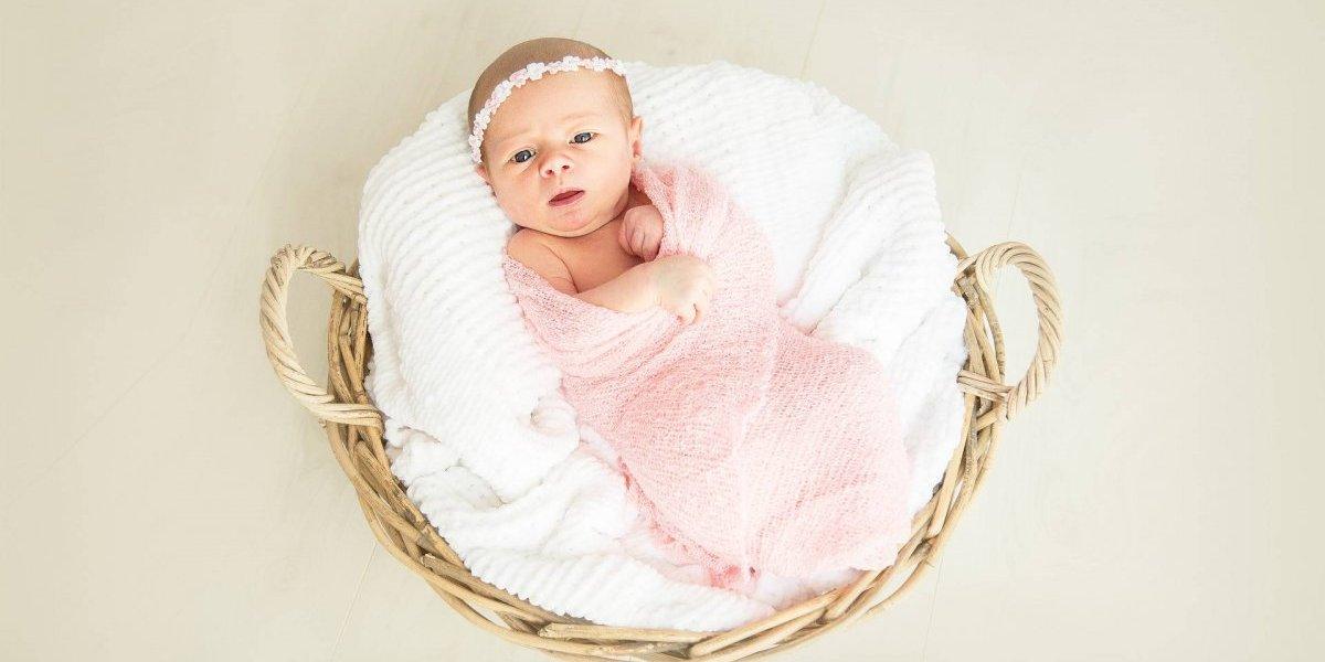 Pareja en Estados Unidos le pone 'Eclipse' de nombre a su recién nacida