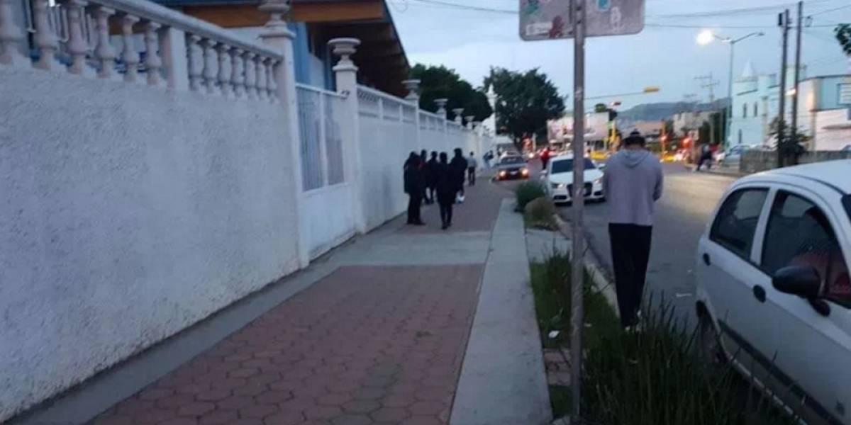Enfrentamiento en Universidad de Oaxaca deja un herido