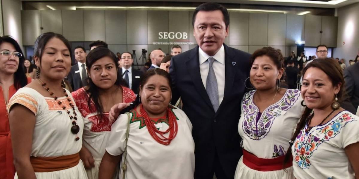 66% de la mujeres en México ha sufrido violencia: Osorio Chong