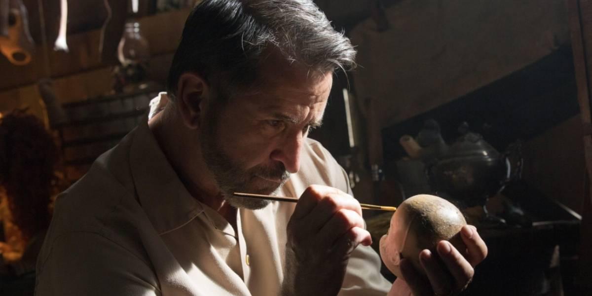 Anthony LaPaglia, el hombre que encarna al creador de Annabelle