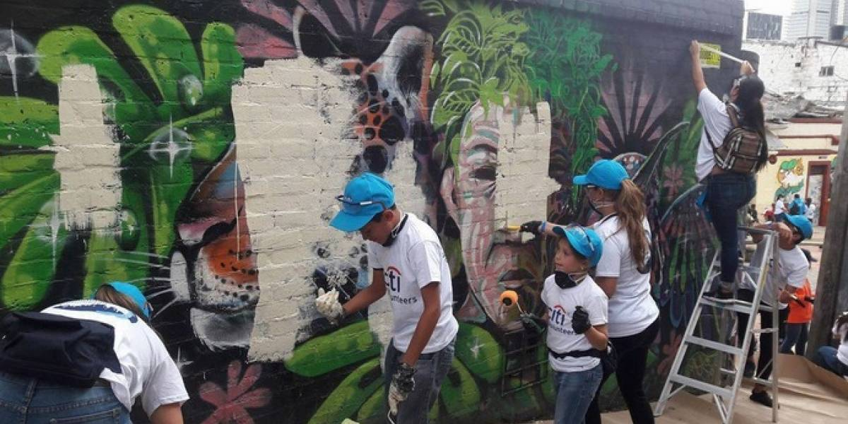 Continúa la polémica por graffitis del Centro Histórico