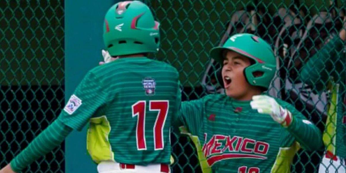 México va semifinales en Williamsport tras blanquea a Venezuela