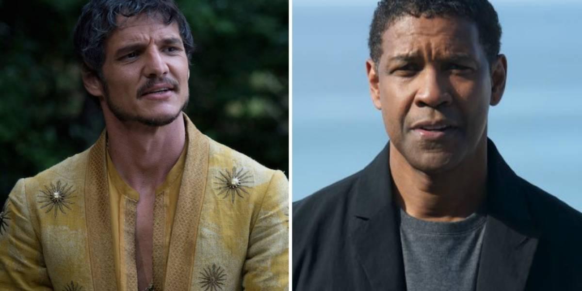 """Pedro Pascal se enfrentará a Denzel Washington en """"El justiciero 2"""""""