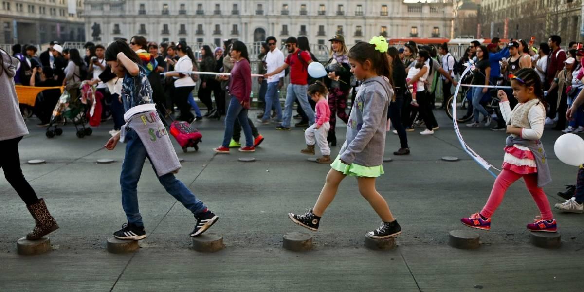 Niños transgénero luchan por ganar visibilidad en Chile