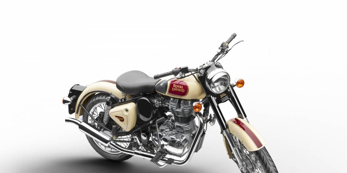 Vuelve Royal Enfield, la marca de motos encarnación de las Café Racer